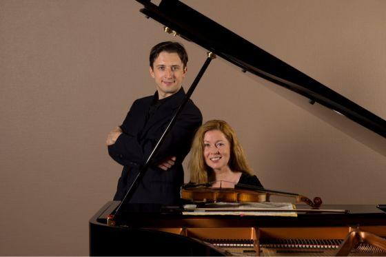Taras Strakhotskyy & Ellen Karberg